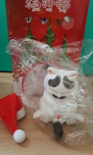 貓鈴鐺聖誕版