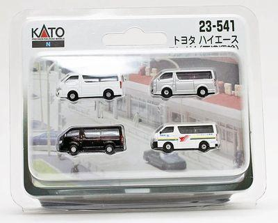 1/150 N scale KATO 23-541 Van