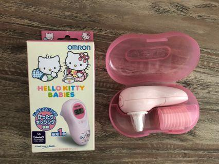🚚 Omron Hello Kitty Thermometer for Baby Toddler Children