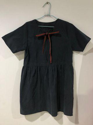 Dress pita - Navy Grey