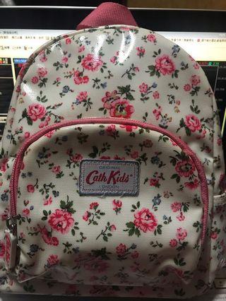 英國Cath kidston Cath kids正品小薔薇碎花 兒童後背包,24*19*6.5公分