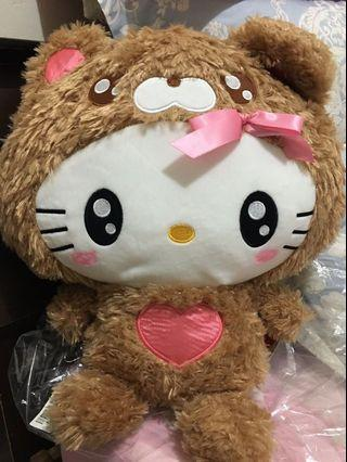 全新 Hello Kitty 玩偶