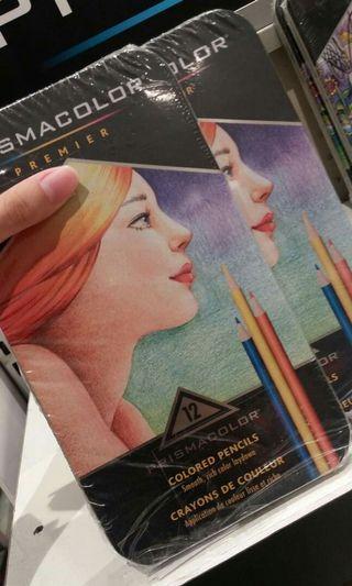 Prismacolor Colored Pencils 12