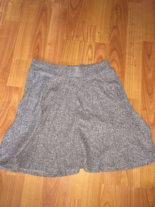 BN COTTON ON RIBBED SKIRT