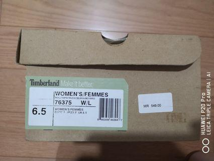 TIMBERLAND BOOTS Women's (AUTHENTIC)
