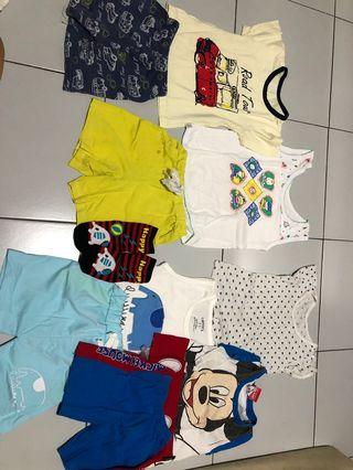 Boys Clothes for babies 男宝宝套装