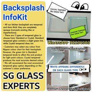 🚚 Kitchen backsplash bto renovation