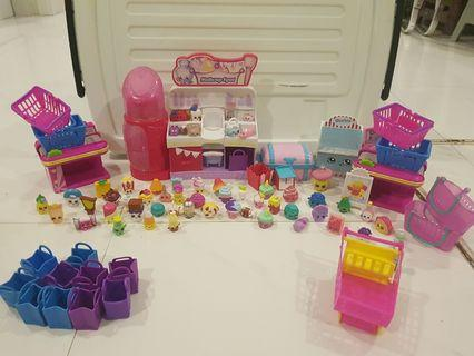 🚚 Shopkins Collection