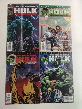 Incredible Hulk Past Perfect (1999 2nd Series)