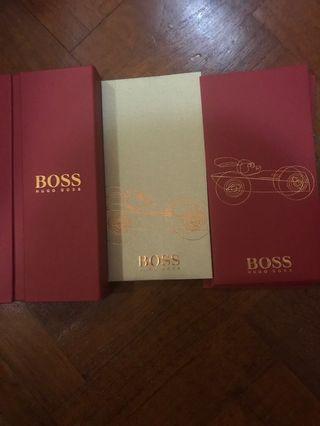 Boss red pkt