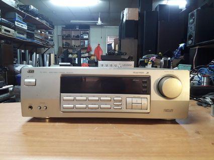 Ku jvc hi power stereo av amp
