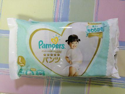 Pampers L 嬰兒尿片
