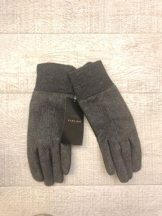 Brand new Zara men's gloves sized M