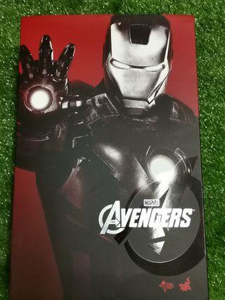 Hot Toys The Avengers Iron Man MK VII MMS185