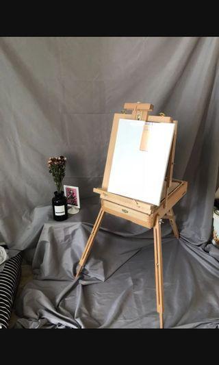 easel 油畫架