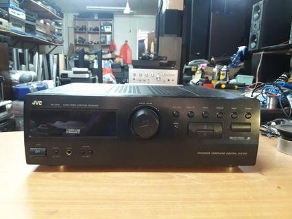 Ku jvc hi power stereo av amp ll