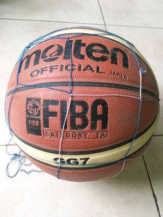 Bola Basket Molten CG7 FIBA