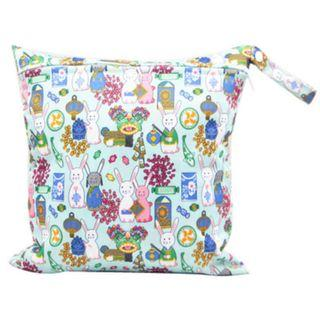 【YYB 30】L Size (30*28cm) Wetbag / Baby Diaper Wet Bag / Childcare Bag / Travel Bag