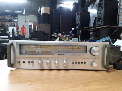 Ku rotel vintage stereo receiver