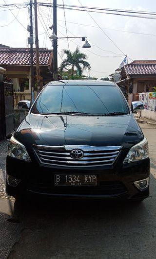 #Bapau Toyota Innova Diesel Manual G th 2012