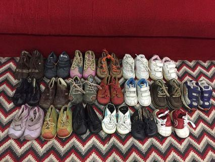 Baby infant cribs shoes