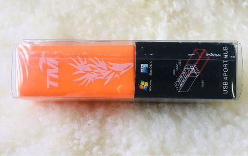 TM USB 4 Port Hub