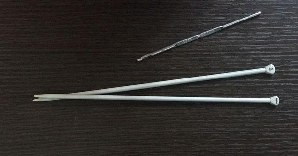 5mm織針