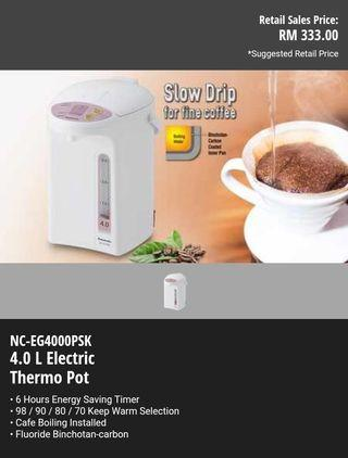 Panasonic thermo pot - unused wedding gift