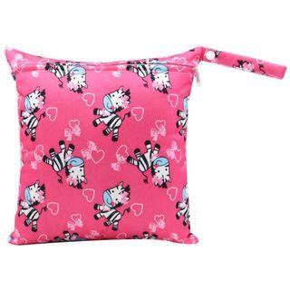 【YYB 81】L Size (30*28cm) Wetbag / Baby Diaper Wet Bag / Childcare Bag / Travel Bag