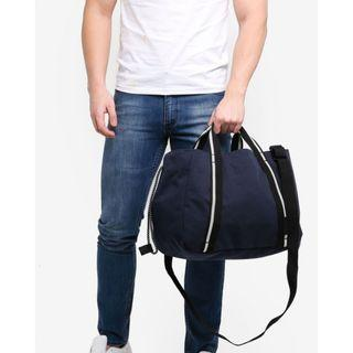 Crumpler Duffle Navy Blue Bag