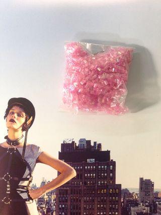 #BAPAU payet jepang pink bantet