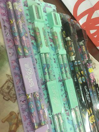 Smiggle Set Pencil
