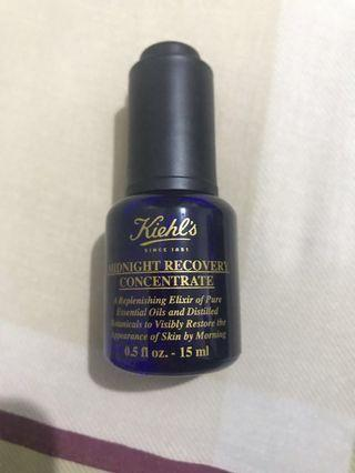 Kiehls Midnight Recovery Concentrate 15ml
