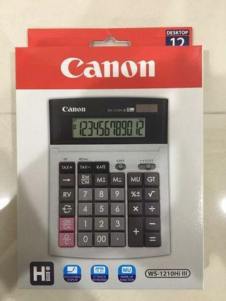 Calculator Canon