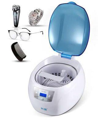 科盟超声波清洗机眼镜清洗机洗眼镜机超声波 家用首饰手表清洗器
