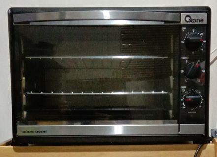 Fast Sales! Oxone Giant Oven 52Lt 1600W. Convection!