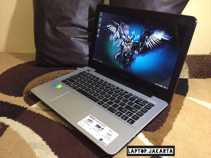 Asus X455L Core i3 4th Gen nVidia 840 Siap GAME