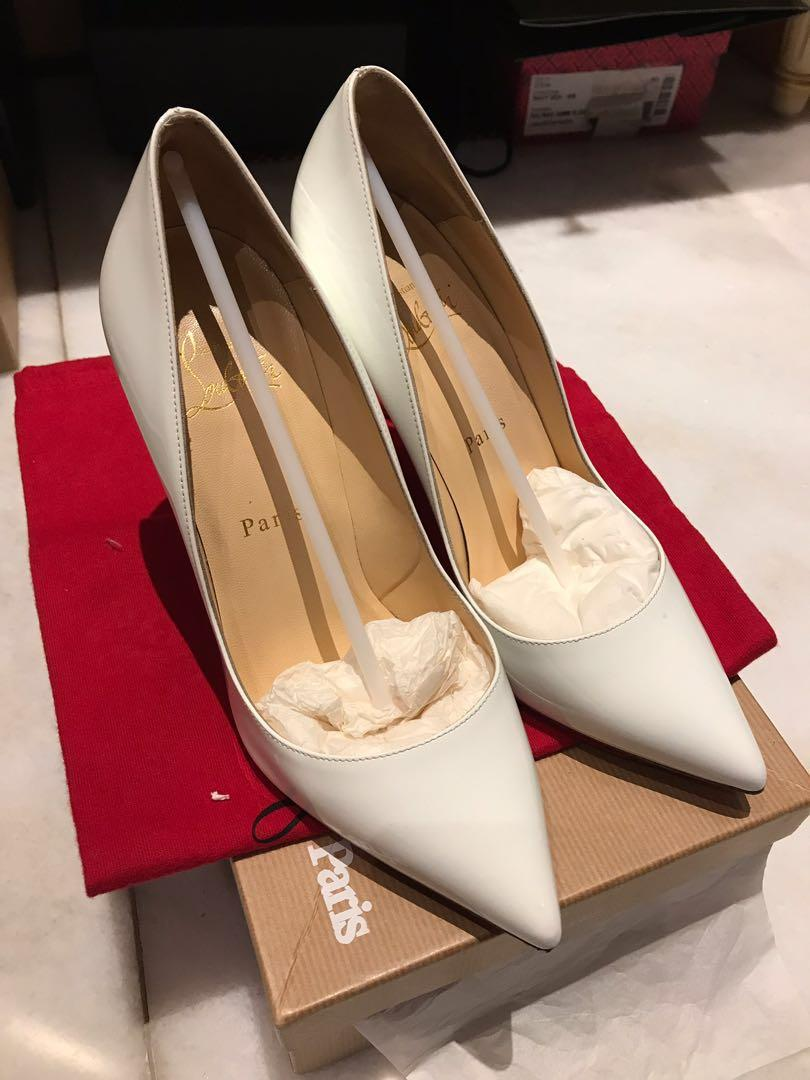 Authentic Christian Louboutin Pigalle Heels