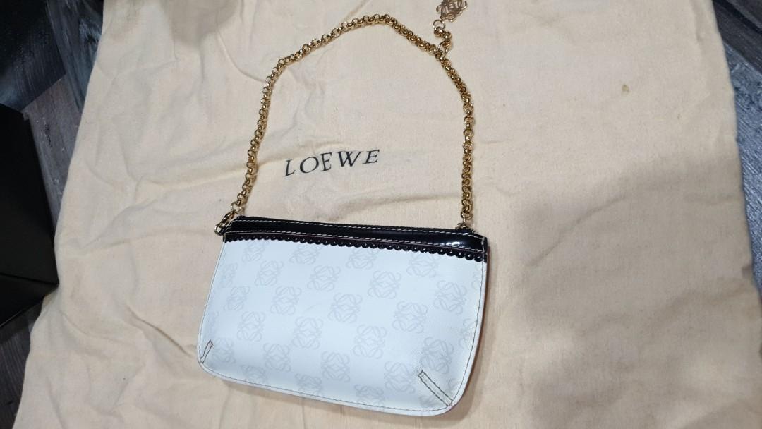 Authentic Loewe clutch
