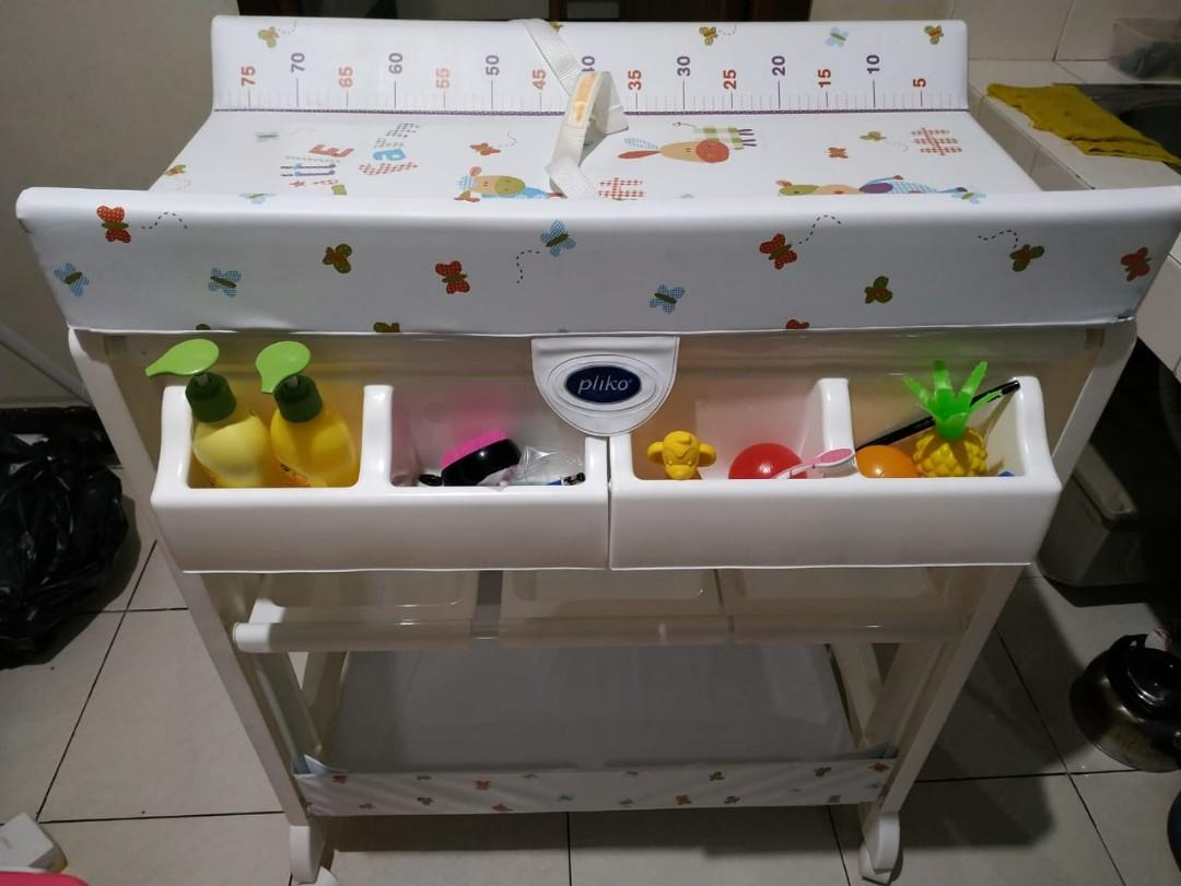 Baby Tafel Pliko bak mandi bayi