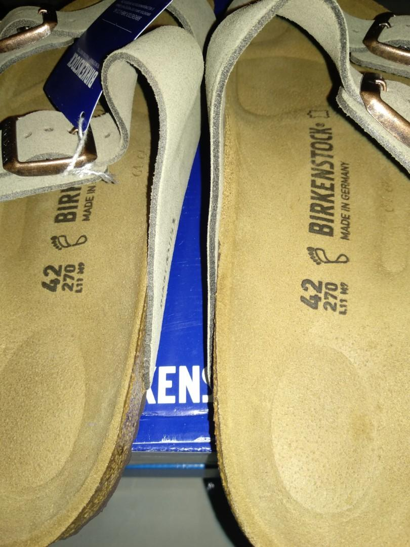 #BAPAU BIRKENSTOCK ARIZONA BS