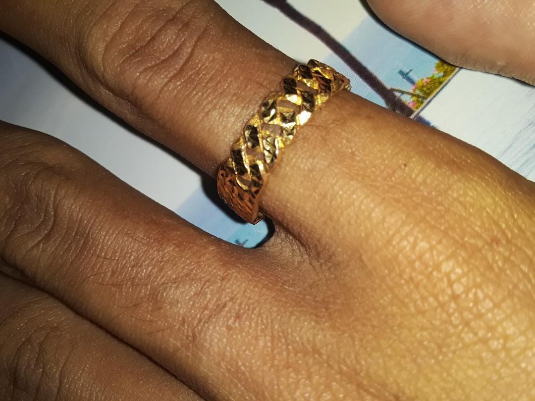 #BAPAU Cincin emas