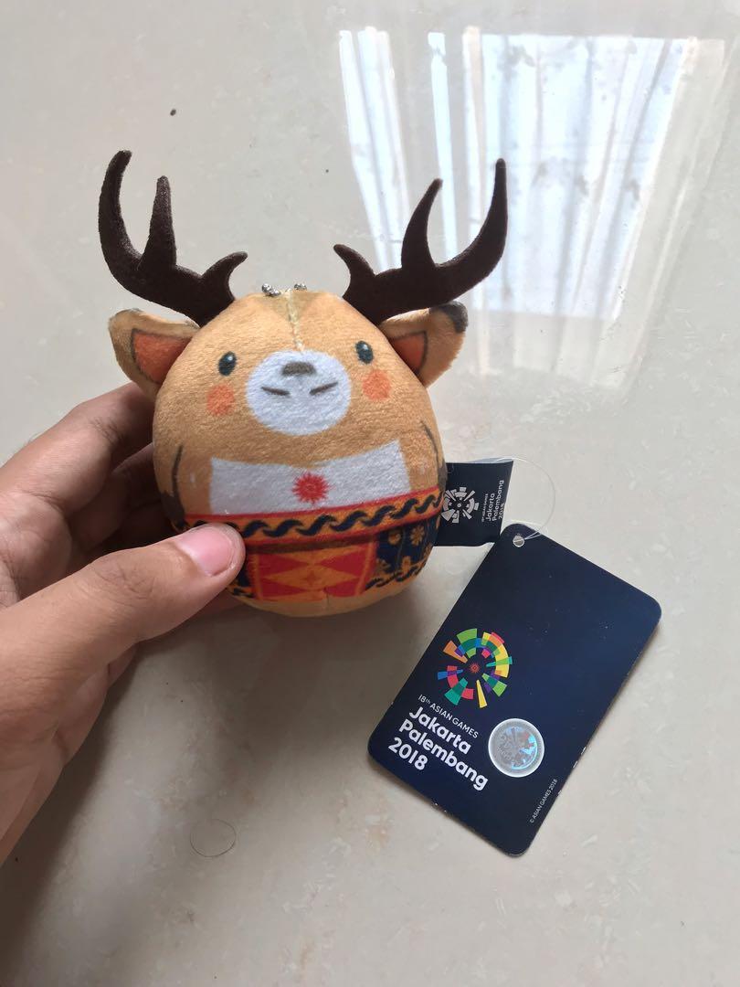 #BAPAU Gantungan kunci Atung Asian games