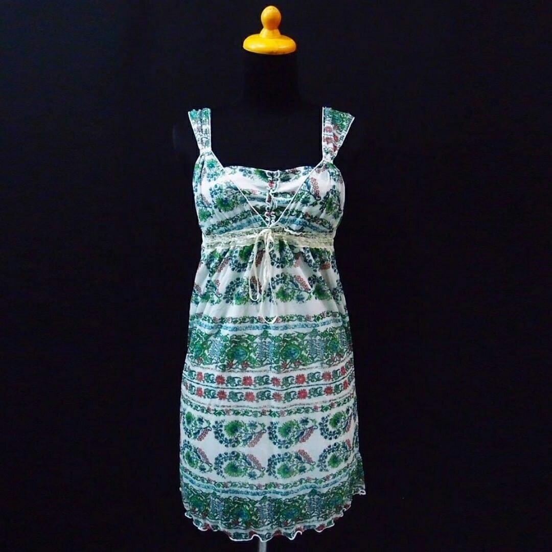 #BAPAU mini dress