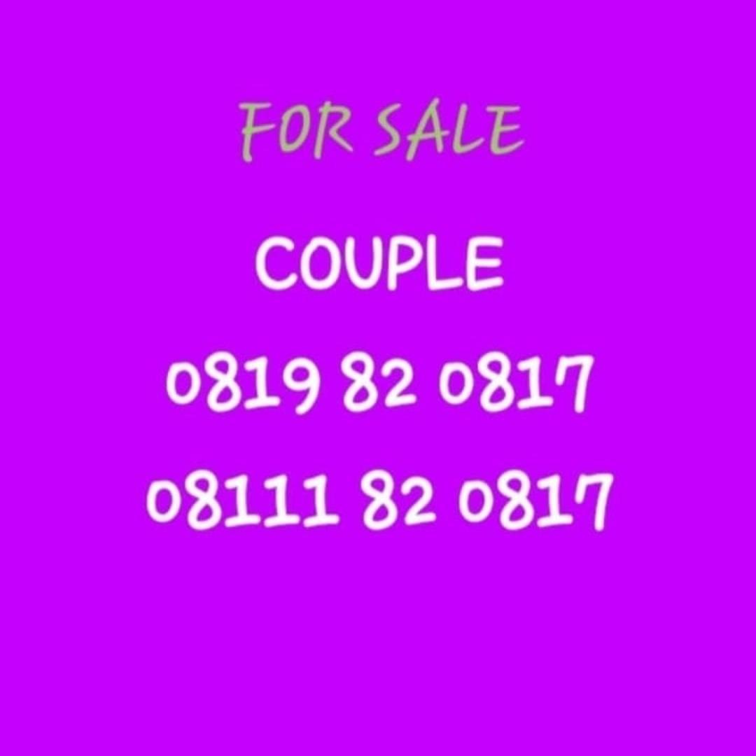 #BAPAU NOMOR CANTIK COUPLE HALO DAN PRIORITAS
