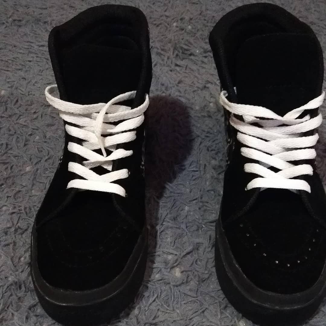 #BAPAU Sepatu Vans