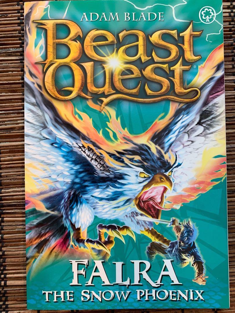 Beast Quest: Falra the Snow Phoenix