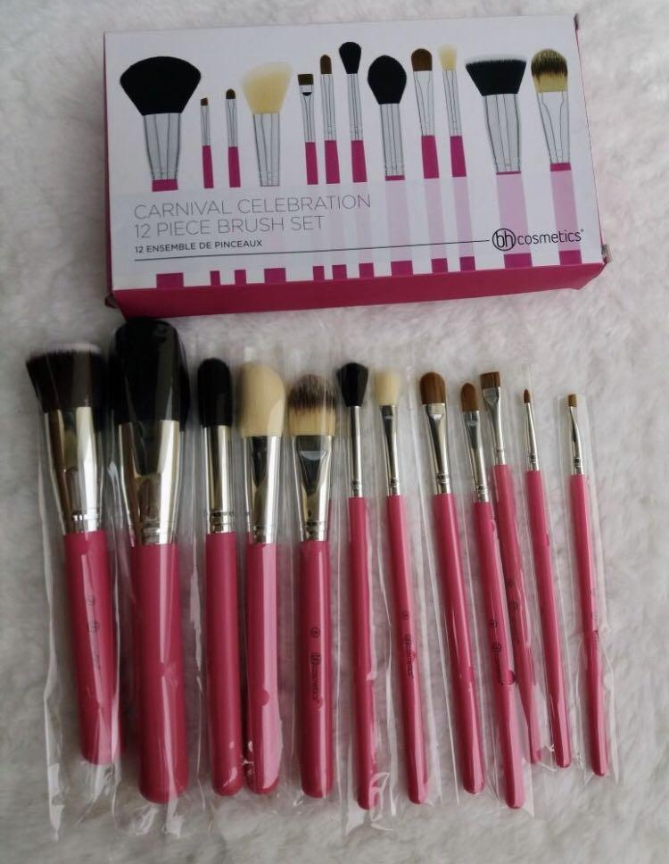 BH cosmetics carnival celebration 12pcs set