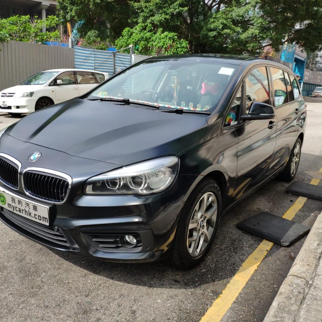 BMW 218D 2017