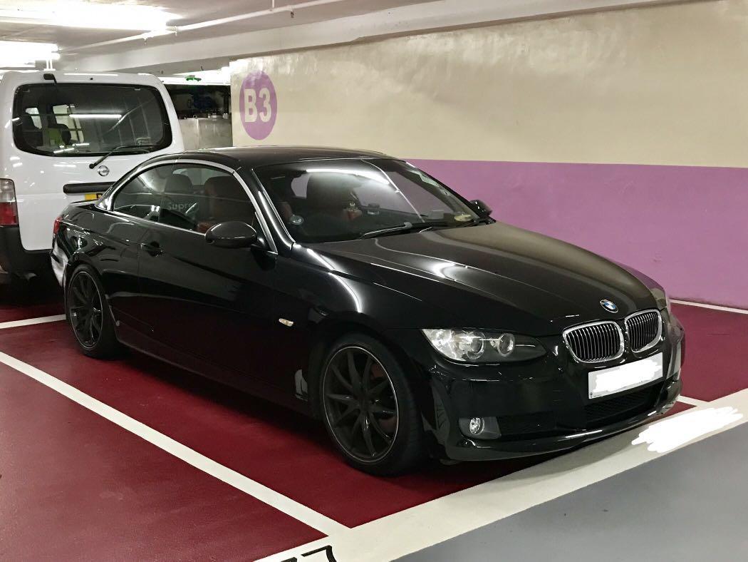 BMW 323iA Cabrio 2008
